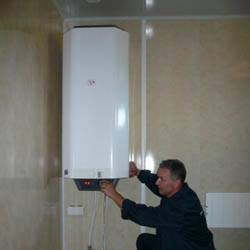 Установка водонагревателя в Спасске-Дальнем. Монтаж и замена бойлера г.Спасск-Дальний.