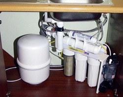 Установка фильтра очистки воды в Спасске-Дальнем, подключение фильтра очистки воды в г.Спасск-Дальний